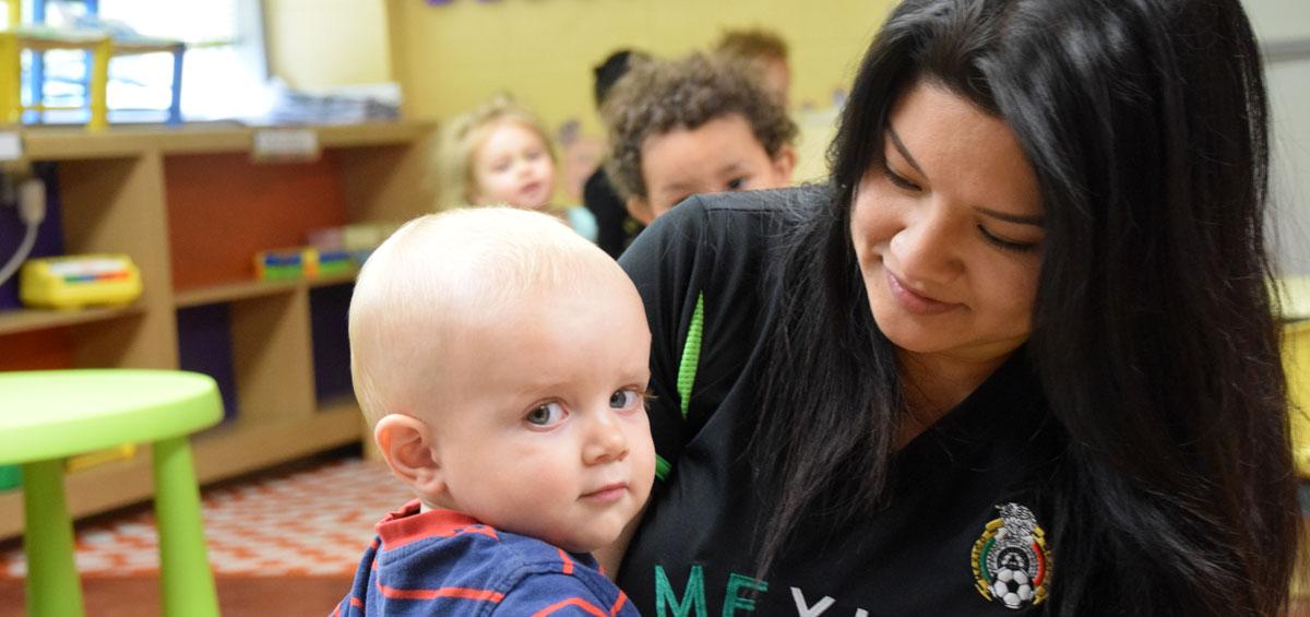 Weeks Learning Experiences In Babies Room